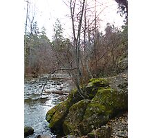 Bear Creek I Photographic Print