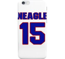National baseball player Denny Neagle jersey 15 iPhone Case/Skin