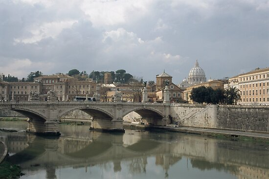 Rome by Luis Gervasi