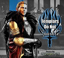 Templars DO NOT Sparkle by ThePyratQueen