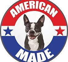 American Made Boston Terrier by IowaArtist