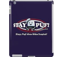 Stay Puft Marshmallows iPad Case/Skin