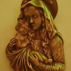 Madonna and Child by lezvee