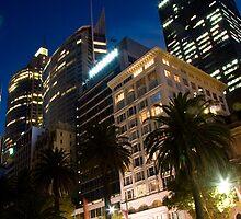 Macquarie Street Sydney by MiImages