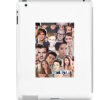 YouTubers - british youtubers + Casper Lee + Tyler Oakley  iPad Case/Skin