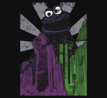Cookie Monster Rampage! T-Shirt