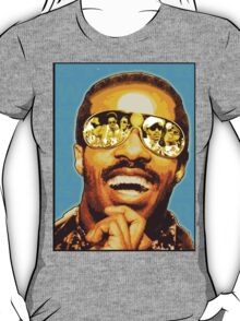 STEVIE WONDER: iWONDER T-Shirt