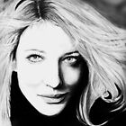 Cate Blanchett by Carliss Mora