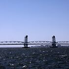 Marine Parkway Bridge by SinaStraub