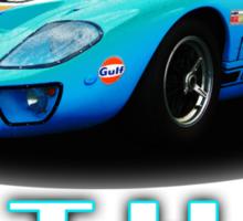 GT40 - Le Mans Sticker