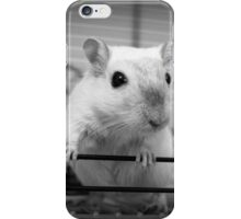 Gerbil 3 iPhone Case/Skin
