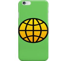 Captain Planet - Planeteers iPhone Case/Skin
