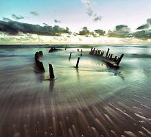 Dicky dawn by Mel Brackstone
