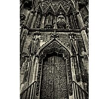Door to Your Soul Photographic Print