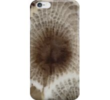 Looking Into a Petoskey Stone iPhone Case/Skin
