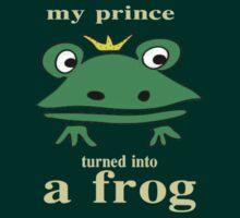 Why did my prince turn into a frog? by thebirchtree
