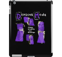 Depeche Mode : Paint of Song Of Faith and Devotion cover iPad Case/Skin