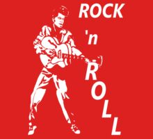 ROCK 'n' ROLL T-SHIRT Kids Clothes