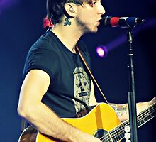 Alex Gaskarth - All Time Low by MiLawless