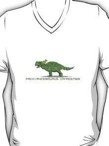 Pixel Pachyrhinosaurus T-Shirt