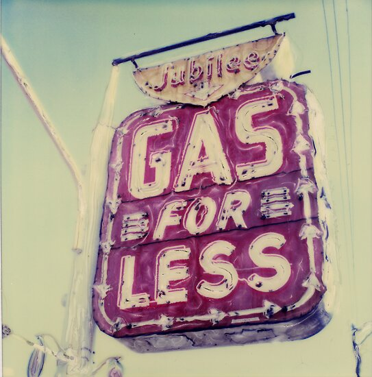 Gas for Less by Steven Godfrey