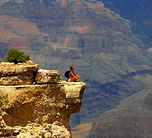 """""""Canyon Thoughts"""" by David Lee Thompson"""