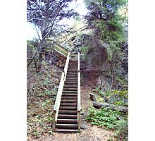 Stairway To Heaven? Photographic Print