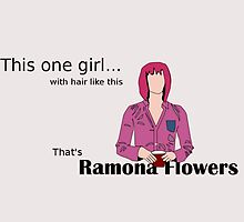 That's Ramona Flowers by GeekyToGo