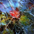 shattered abstract by Doria