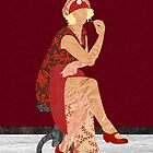 Ravishing in Red by chaitea4