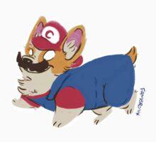 It's-a Me! CeCe Cosplay: Mario  by crunchydomfam