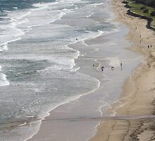 Australian Coast Line by Nam Ngueyn