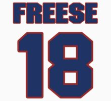 National baseball player Gene Freese jersey 18 by imsport