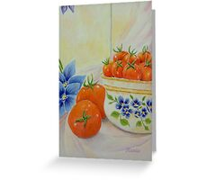 Pick And Choose  Greeting Card