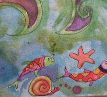 Details from Noah's baby book by samhain