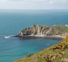 Lulworth Cove 7 by bubblebat