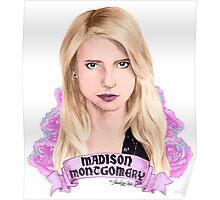 Madison Montgomery Poster