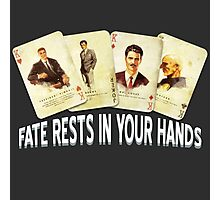 Fallout Fate Rests In Your Hands Photographic Print
