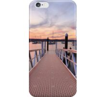 Sunset at Saratoga Australia iPhone Case/Skin