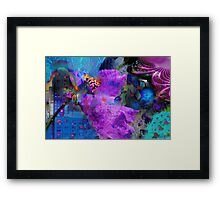 Imagining Start Framed Print