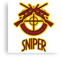 TF2 Sniper Canvas Print