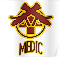 TF2 Medic Poster