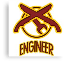 TF2 Engineer Canvas Print
