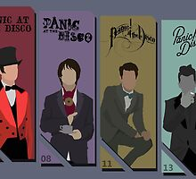 Panic! Brendon by Xander Player