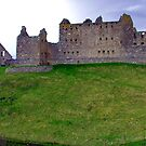 Ruthven Barracks by Tom Gomez