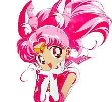 SAILOR MOON : CHIBI MOON by froots