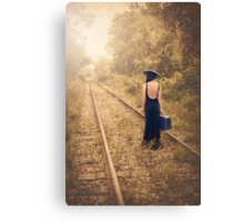 Engaged With Destiny Canvas Print
