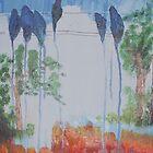 birds on a wire by leanne sjodin