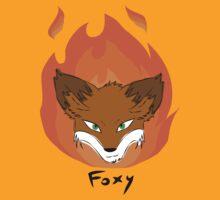 The Green-eyed Foxy by Bethany Maree Edwina Symons