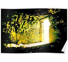 Mellow Yellow Poster
